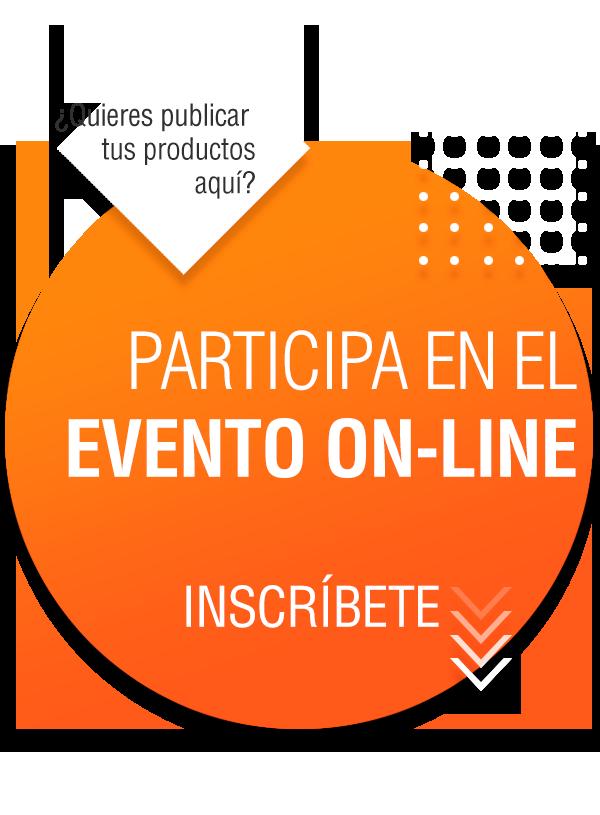 Inscríbete en el Evento Online